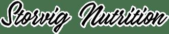 Storvig Nutrition Club Merch