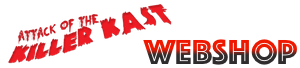 Attack of the Killer Kast Webshop